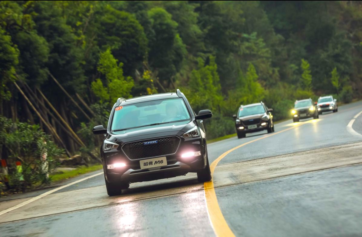家用SUV的购车手册 综合推荐哈弗M6
