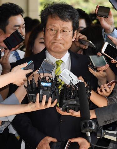 韩国5名艺人联名举报8高官