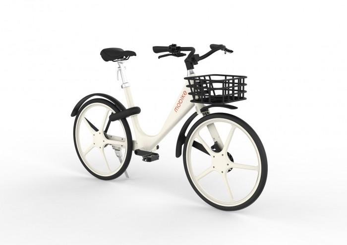 最轻的共享单车来了 摩拜第四代共享单车发布