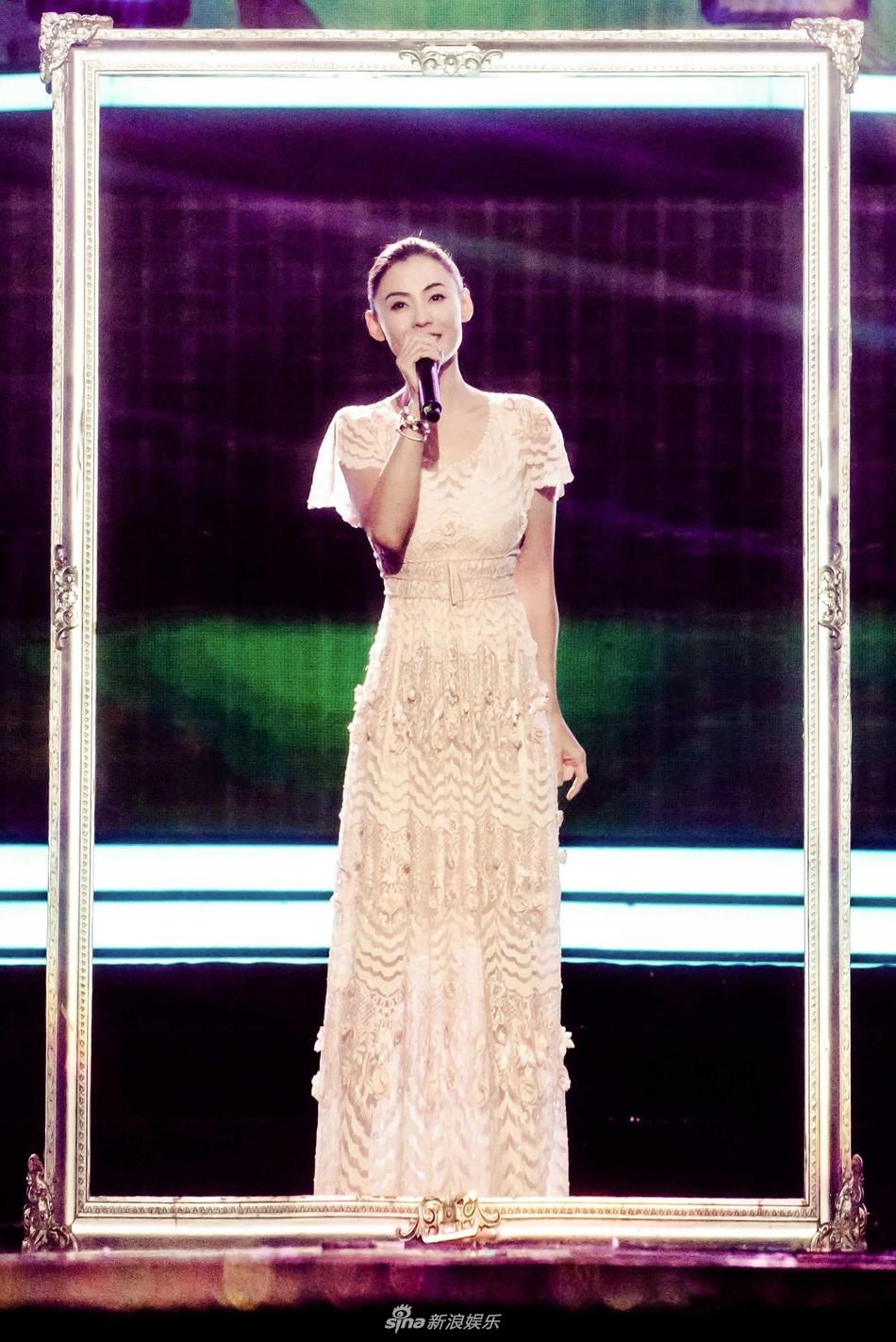 美回十八岁!张柏芝献唱《星语心愿》仙气十足