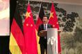中国驻法兰克福总领馆举行国庆招待会