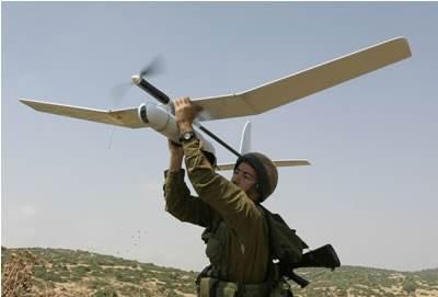 """以色列两架""""云雀""""无人机坠毁 年初至今至少坠毁8架"""