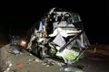 载43名香港游客大巴在广州遇严重车祸