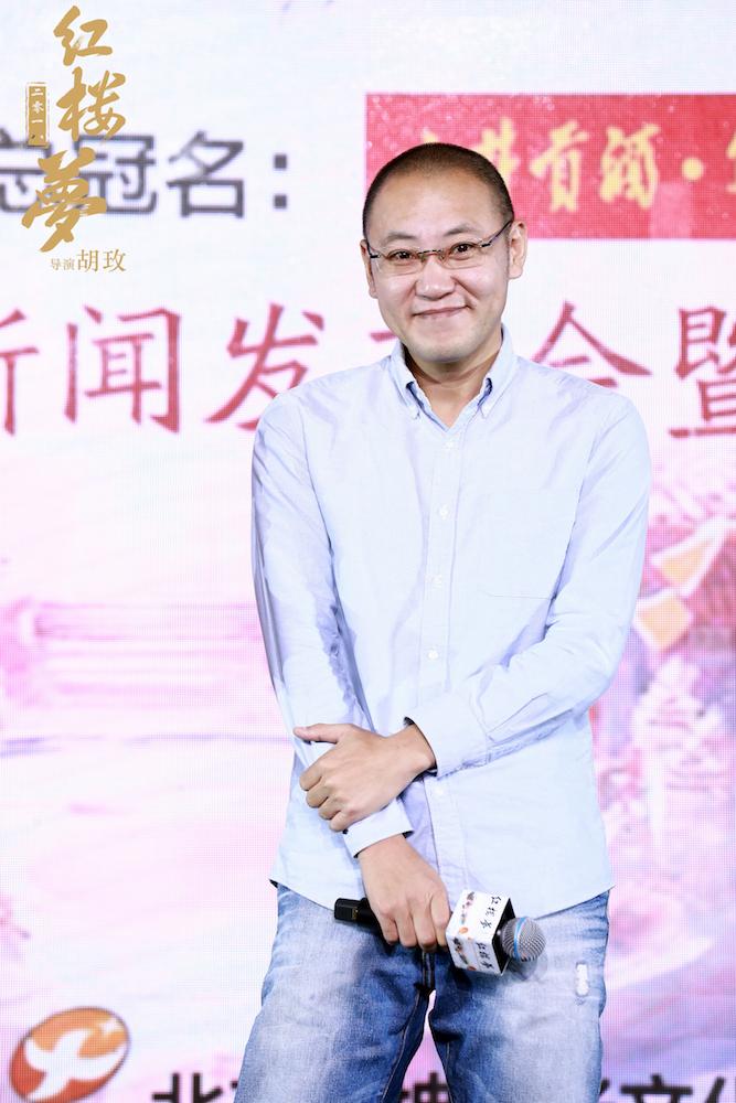 胡玫将拍电影《红楼梦》十年筹备集合超强阵容