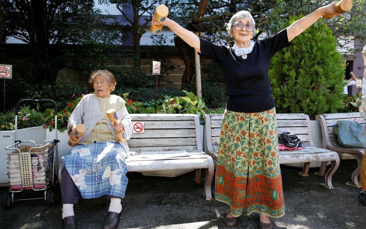 日本人为何为比我们更长寿?答案不全在于其饮食