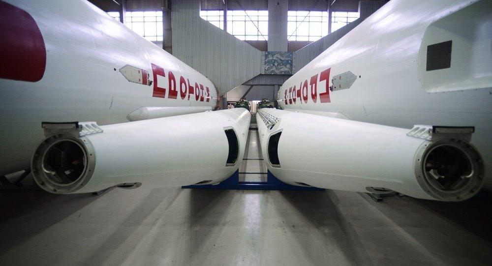 俄火箭将为中国发射通信卫星 已完成准备工作