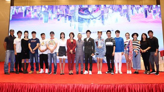 马敬涵新剧《天生梦想家》演绎商业精英成长故事