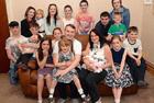 英家庭迎来第20个宝宝