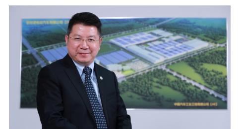 杨健先生出任帝特律电动汽车研发与工程中心总裁、集团工程副总裁