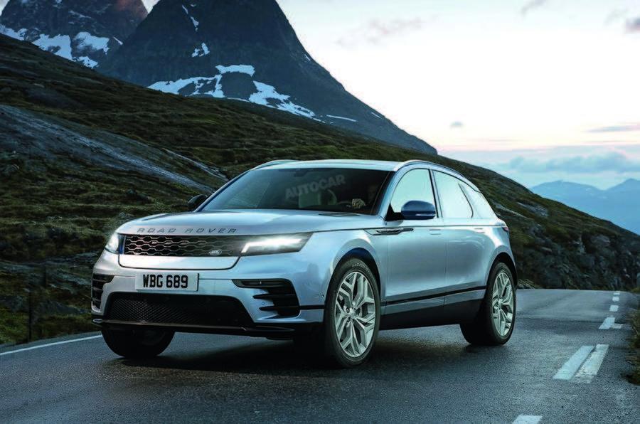 路虎将推Road Rover全新系列 首款车2019年发布