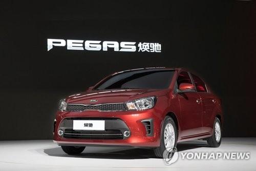 现代起亚将在华发动新车攻势 以扭转销量颓势