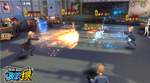 你的童年游戏已上线 《波波攒》测试火爆进行中
