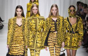 Versace 2018春夏轮回纪念