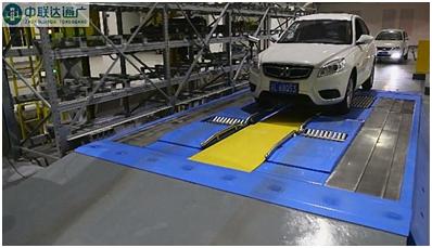填补世界空白 多车型换电设备亮相镇江低碳会