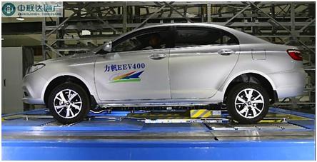 多车型换电技术助推电动网约出租车发展