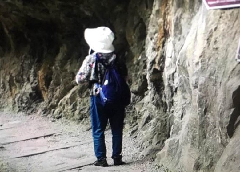 在台失踪大陆66岁女游客被寻获 鞋子遗失仍能沿路拍照