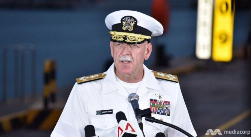 事故频发擢升无望 美太平洋舰队司令申请退役
