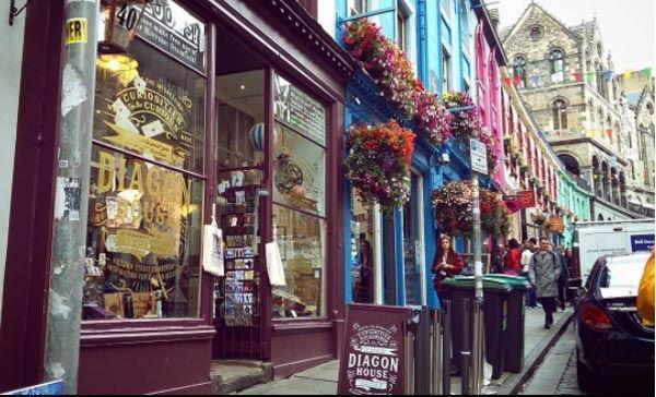 哈利波特迷不容错过的真实版魔法杂货店