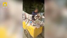 网曝保洁员往河中扔垃圾,已被辞退