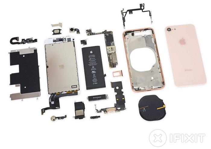 苹果iPhone 8/8 Plus材料成本曝光:不贵才怪