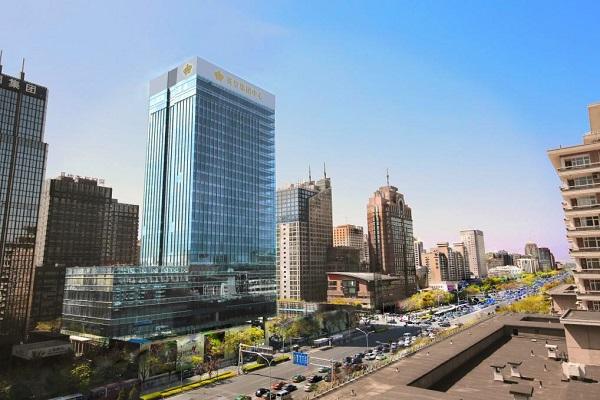 北京长安街英皇集团中心再添新贵 LANYU强势
