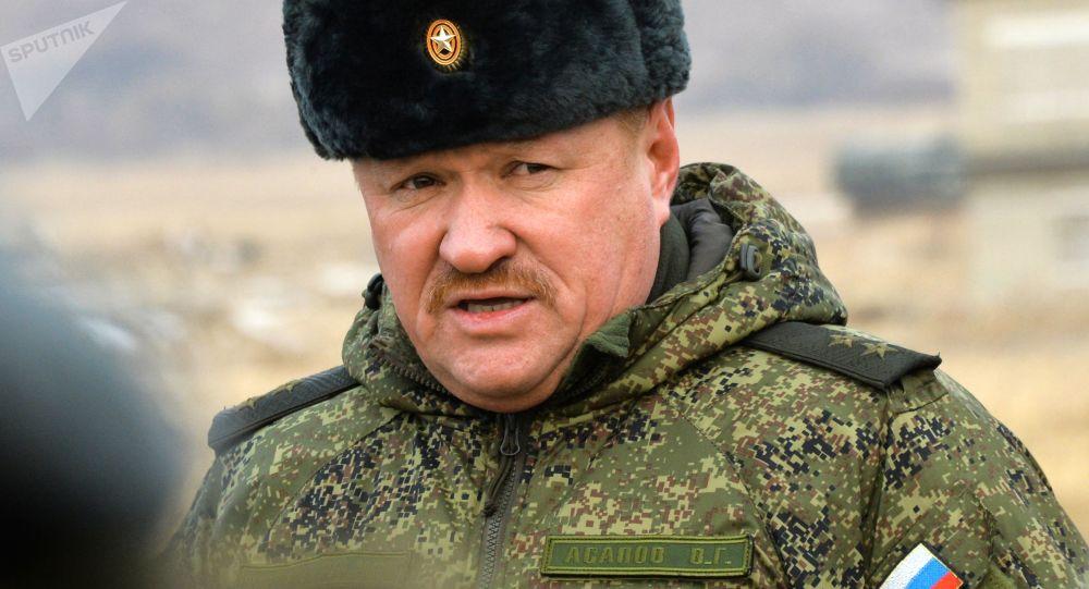 俄中将在叙遭炮击身亡 俄官员称因被叛徒出卖