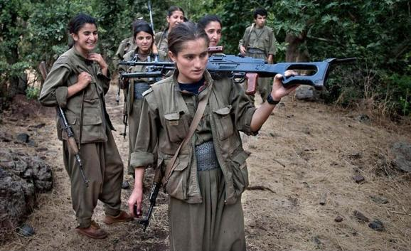 库尔德公投引发中东角力 土、伊举行军事演习