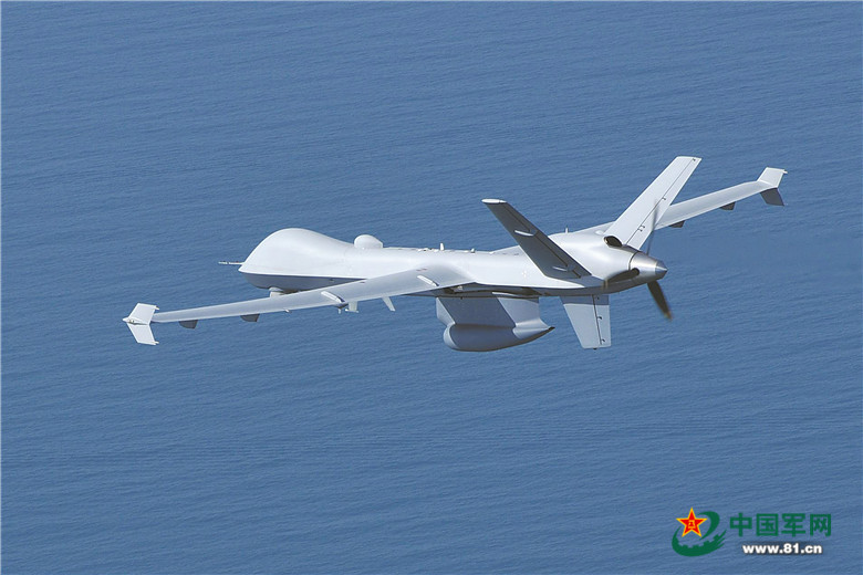 印媒:印度采购美制无人机能有效限制中国潜艇
