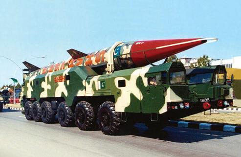 美报告推测巴基斯坦九处核武秘址 约有140枚弹头