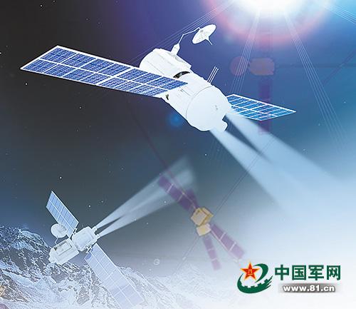 北斗卫星导航全球系统启动 计划年内发射4颗卫星