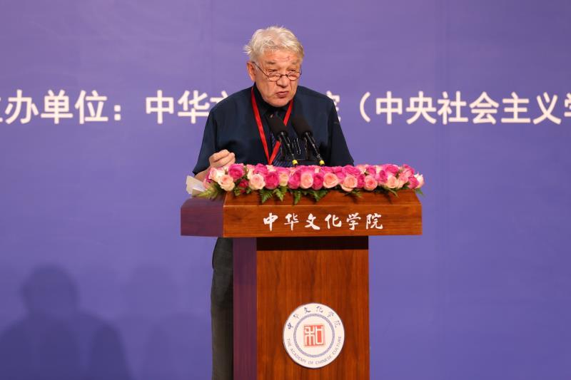 顾彬:中国对欧洲文化是一种恩赐