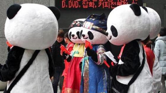 韩媒:中国游客国庆出境游在即 韩商却早早放弃