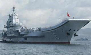 辽宁舰服役5周年的10件大事