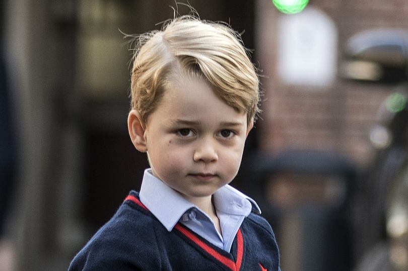 """乔治小王子""""光速厌学"""" 要找妈妈愁坏父亲"""