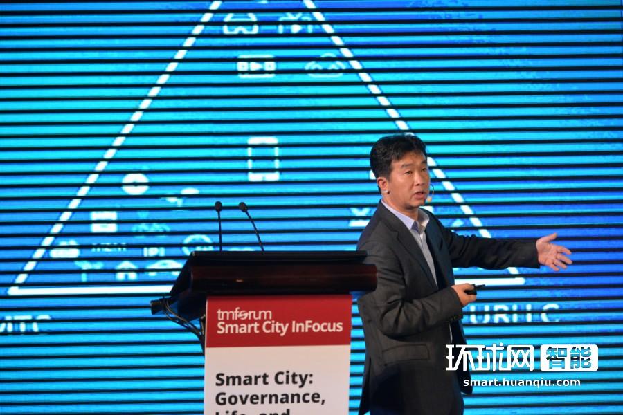 中兴通讯朱进云:5G将创建平台及服务 创新更可视