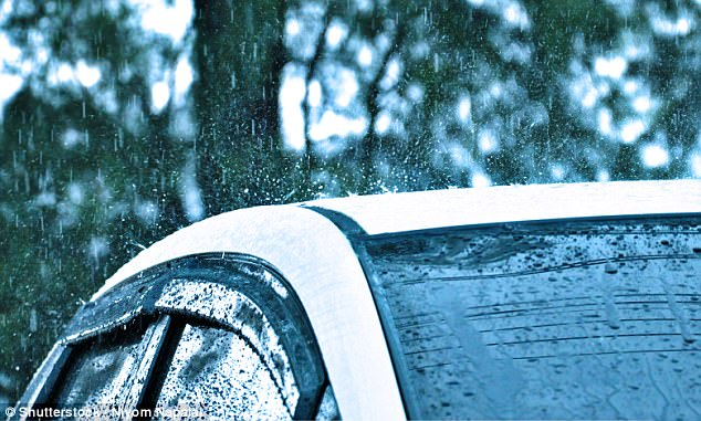 比天气预报还准!捷豹路虎汽车可预测天气