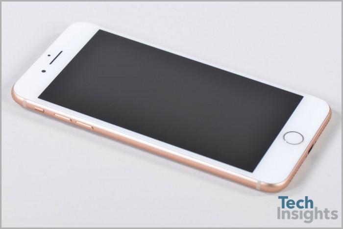 iPhone 8 Plus专业拆解报告 X光照深入IC细节