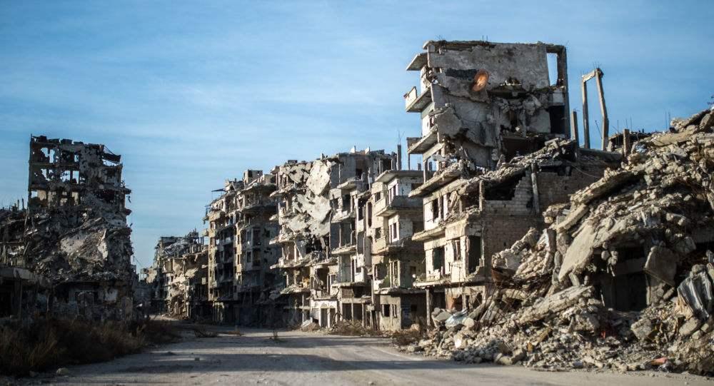 """叙大使:在一两个月内""""伊斯兰国""""会被完全消灭"""
