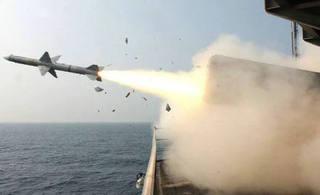 美海麻雀导弹唯一战果是盟友