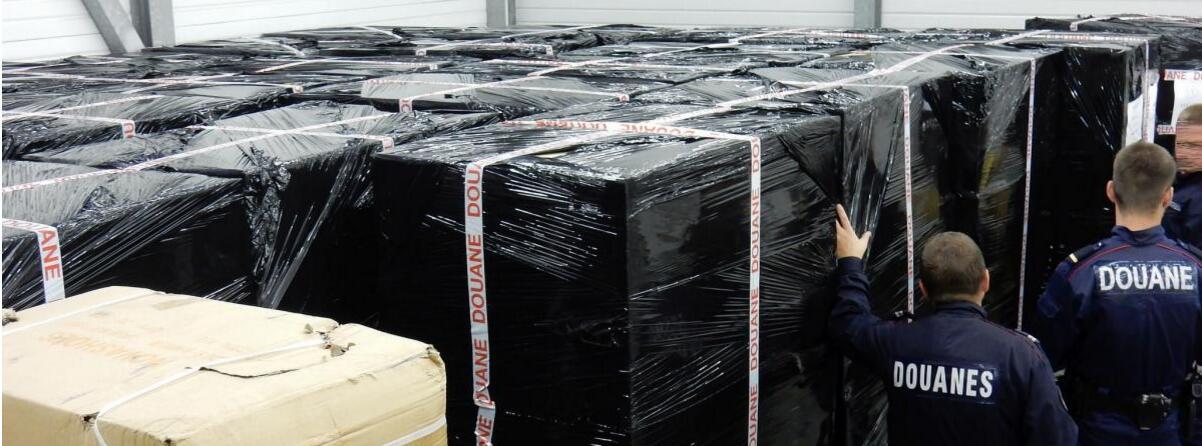 法国海关查获逾大量违禁假药 多源于印度和新加坡