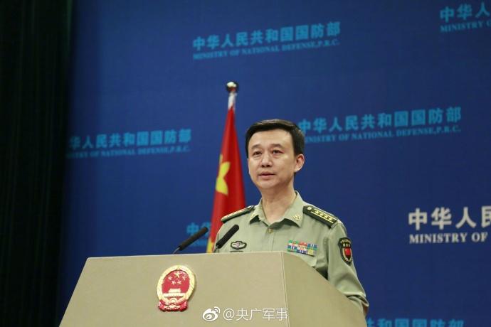 国防部:中国已组建8000人规模维和待命部队