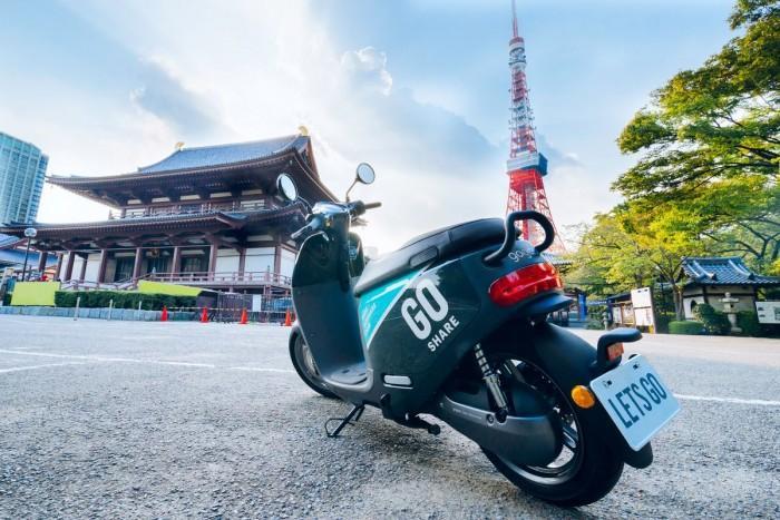 电动摩托Gogoro将联手住友集团进军日本市场