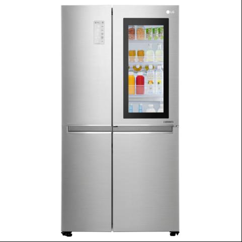"""LG黑科技""""透视冰箱""""来了!冰箱进入透视时代"""