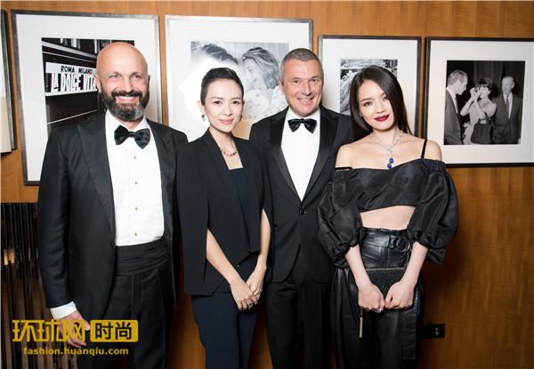 中国首家宝格丽酒店携意式风华盛启北京 舒淇、章子怡亮相晚宴