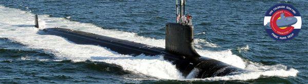 性能突出!美国海军接收第15艘弗吉尼亚级核潜艇