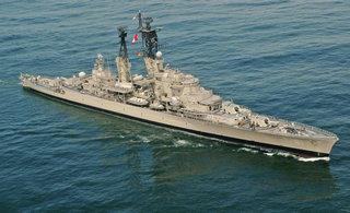全球最后火炮巡洋舰终于退役
