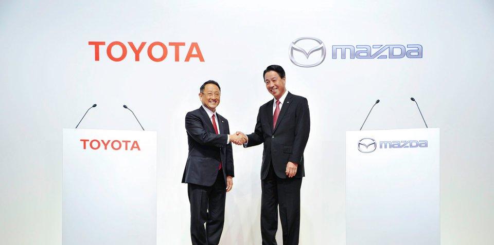 丰田马自达与电装成立合资公司 研发电动汽车技术