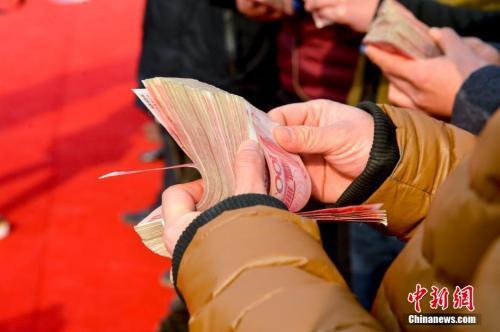 """江苏""""晒""""居民""""钱袋子"""":人均可支配收入突破3万元"""