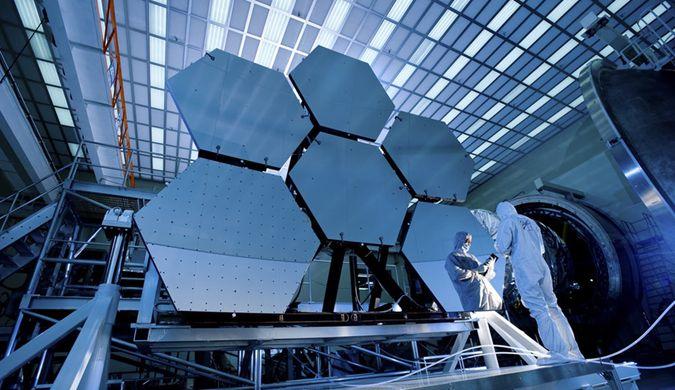 美宇航局再次推迟发射世界上最强大的太空望远镜