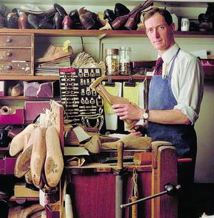 巧心私藏 罗曼城勾勒制鞋传奇